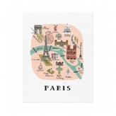 Rifle Paper Co. Rifle Paper Paris Poster - 28x35 cm