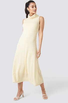 MANGO Antony Dress White