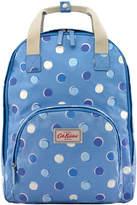 Cath Kidston Inky Spot Multi Pocket Backpack