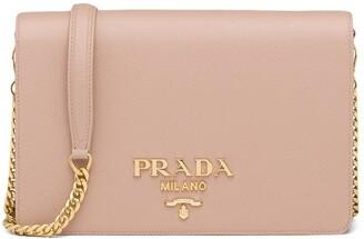 Prada Saffiano mini leather bag
