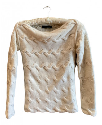 Iris von Arnim White Cashmere Knitwear for Women