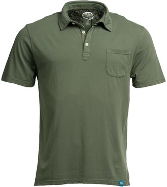 Panareha Daiquiri Pocket Polo green