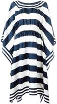 Dolce & Gabbana striped kaftan dress