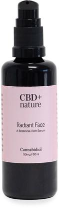Cbd + Nature 2 oz. Radiant Face