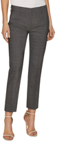 Prada Wool Checked Trouser