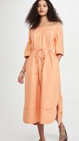 Apiece Apart Zagare Dress