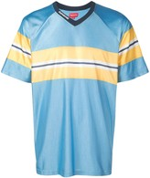 Supreme striped short-sleeve T-shirt
