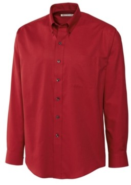 Cutter & Buck Men's Long Sleeve Nailshead