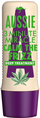 Aussie Calm The Frizz 3 Minute Miracle Frizz Deep Treatment 250ml