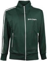 Palm Angels Dark Green Track Jacket