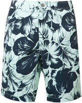 Onia Calder patterned trunks