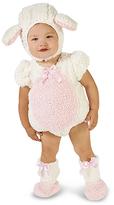 Pink & White Little Lamb Large Dress-Up Set - Infant