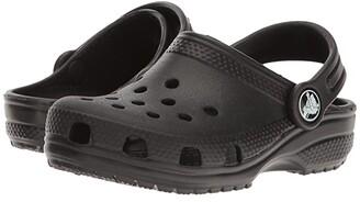 Crocs Classic Clog (Toddler/Little Kid/Big Kid) (Lavender) Kids Shoes