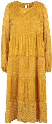 Free People 3/4 length dresses