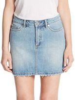 Marc by Marc Jacobs Icon Denim Mini Skirt