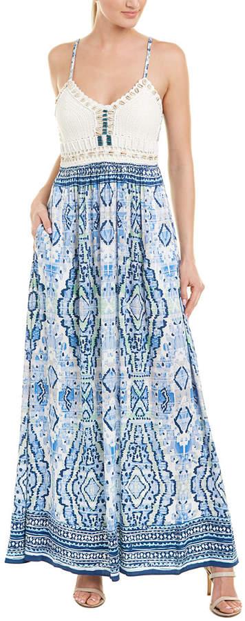 Hale Bob Irelyn Maxi Dress