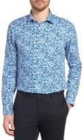 Ted Baker Endurance Gorge Slim Fit Floral Dress Shirt
