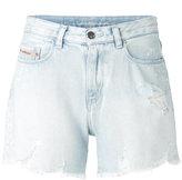 Calvin Klein Jeans light-wash denim shorts