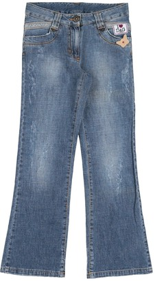 Dolce & Gabbana Denim pants