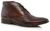 Base London Brown 'henry' Chukka Boots