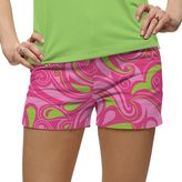 Women's Loudmouth Golf Cotton Candy Mini Shorts
