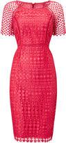 Jacques Vert Lace Spot Dress