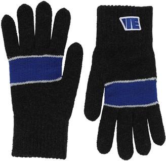 Ader Error Wool & Acrylic Gloves