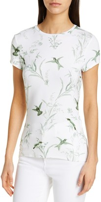 Ted Baker Yumelia Fortune Fitted T-Shirt