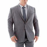 STAFFORD Stafford Executive Super 100 Wool Suit Jacket-Big & Tall