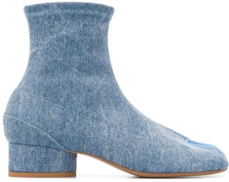 Maison Margiela Tabi sock boots