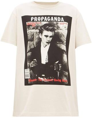 Acne Studios Propaganda Graphic T-shirt