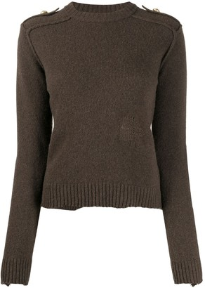 Zadig & Voltaire Nicky long sleeve jumper