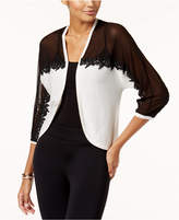 Thalia Sodi Dolman-Sleeve Illusion Shrug, Created for Macy's