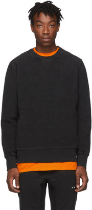 Ksubi Black Inverse Sweatshirt