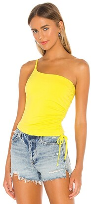 superdown Ashley Ruched Cami Top