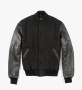 Welcome Stranger WS X GB Varsity Jacket