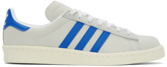 adidas Off-White Nubuck Campus 80s Sneakers