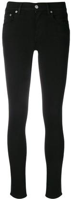 Polo Ralph Lauren High Rise Skinny Jeans