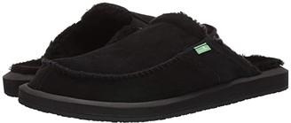 Sanuk You Got My Back II Chill LX (Black) Men's Shoes