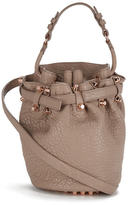 Alexander Wang Women's Diego Small Pebble Leather Bag Latte