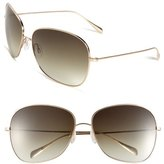Oliver Peoples Elsie 64mm Metal Sunglasses