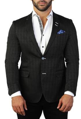 Maceoo Socrate Arab Two Button Tailored Fit Suit Separate Blazer