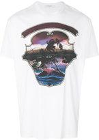 Givenchy Cuban-fit Hawai Crest print T-shirt - men - Cotton - S