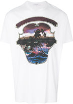 Givenchy Cuban-fit Hawaii Crest print T-shirt - men - Cotton - L