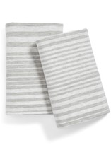 Calvin Klein Home Rhythm Set Of 2 Pillowcases
