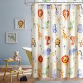 MIZONE Mi Zone Jungle Josh Shower Curtain