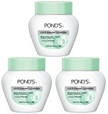 POND'S Cold Cream Cleanser, 3.5 Ounce (Pack of 3)
