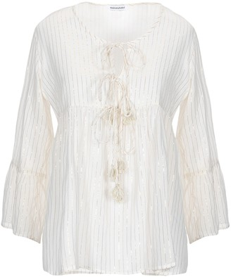 +Hotel by K-bros&Co MAISON HOTEL Blouses - Item 38807467LO
