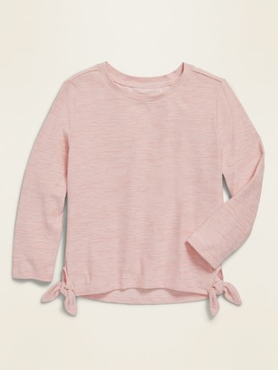 Old Navy Go-Dry Side-Tie Top for Toddler Girls