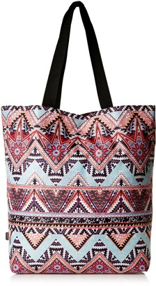 Seafolly Women's Large Printed Beach Bag Tote